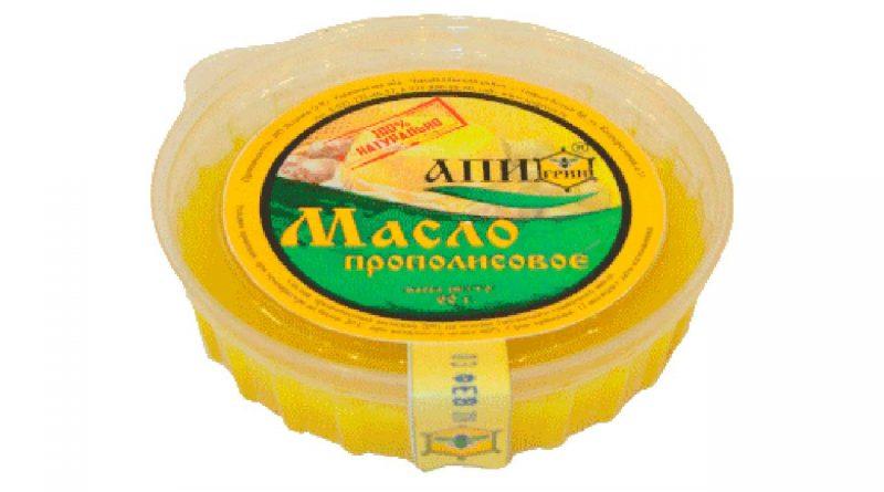 Масло прополисовое ТМ Апигрин