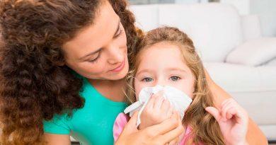 лечение насморка прополисом у детей