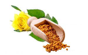 Простопин свечи с цветочной пыльцой